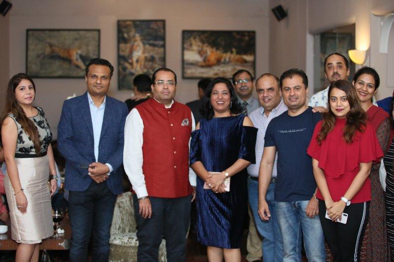 Alumni Meet20 Saal baad, New Delhi