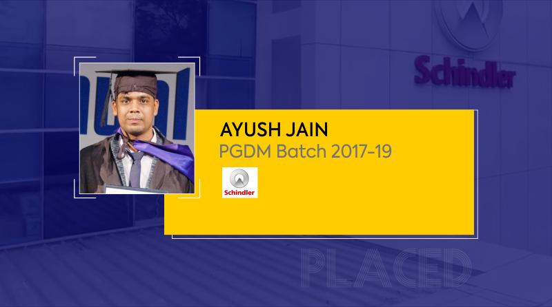 My journey at JIMS- Ayush Jain