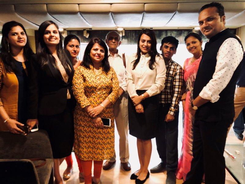 Alumni Coffee Meet of PGDM-RM in Delhi