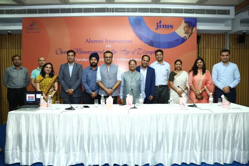 Alumni Interactionin Delhi