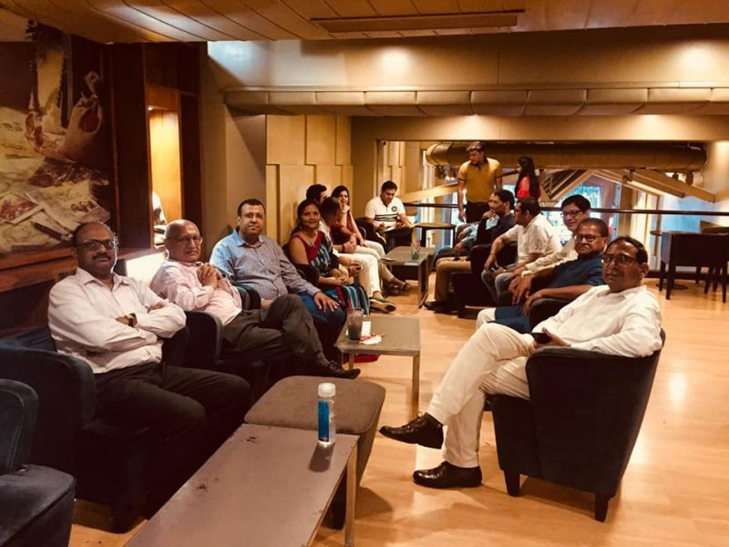 Alumni Coffee Meet in Delhi