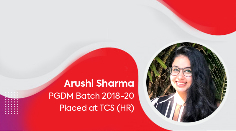 Placement of PGDM Batch l Arushi Sharma l JIMS Rohini