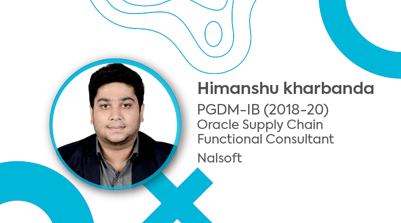 Placement of PGDM – IB Batch l Himanshu kharbanda l JIMS Rohini