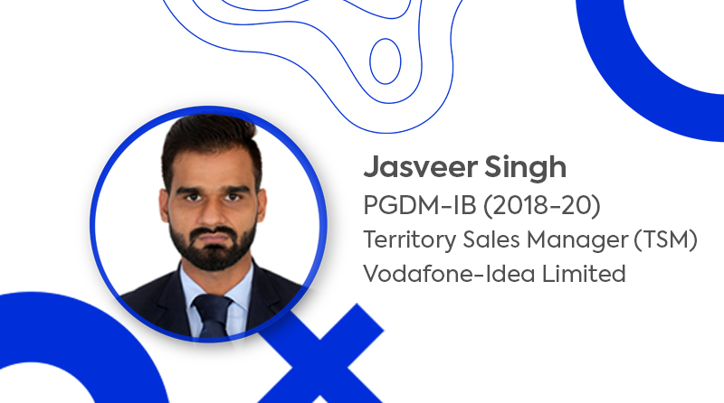 Placement of PGDM – IB Batch l Jasveer Singh l JIMS Rohini