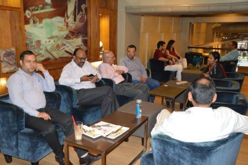 Alumni Coffee MeetDelhi - 1