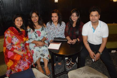 Alumni Coffee Meet PGDM-RM